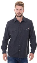 Dickies Big & Tall Solid Flannel Shirt