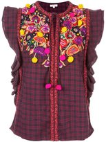 Manoush MANOUSH FLORAL EMBROIDERED