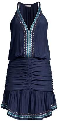 Ramy Brook Arya Ruched Dress