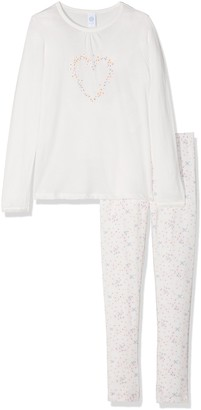 Sanetta Girls' 244087 Long Pyjama Sets