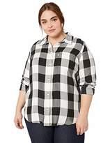 b4a7df5ce3b Levi s White Plus Size Tops - ShopStyle
