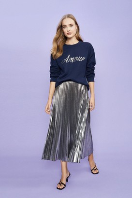 Coast Amour Foil Sweatshirt