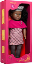 """Our Generation Anaya 18"""" Non Poseable Doll"""