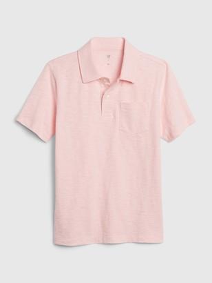 Gap Kids Short Sleeve Polo Shirt Shirt