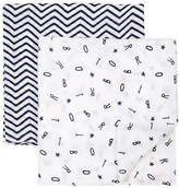 Petit Lem Essentials Two-Piece Swaddle Blanket Set