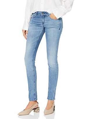 Marc O'Polo Women's M07906712011 Slim Jeans, (Light Authentic Denim Mid Blue 069)
