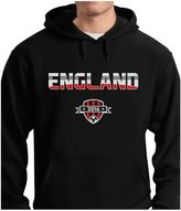 TeeStars - England Soccer / Football Team 2016 Fans Hoodie