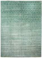 Bloomingdale's Ikat Collection Oriental Area Rug, 9'1 x 12'4