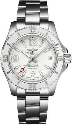 Breitling Stainless Steel Superocean II Automatic Watch 36mm