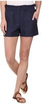 BCBGMAXAZRIA Addison Paper Bag Shorts