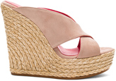 Pura Lopez Mule Wedge