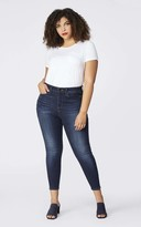 Habitual Marina Mid-Rise Skinny Jeans in Hemlock Size 14W Polyester