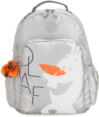 Kipling Disney's Frozen Seoul Go Laptop Nylon Backpack