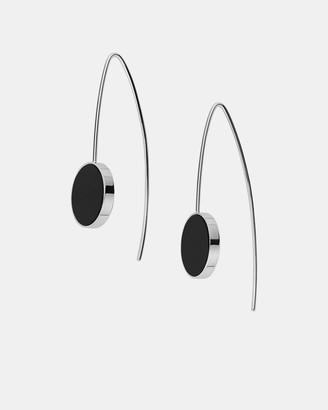 Skagen Ellen Silver-Tone Earrings
