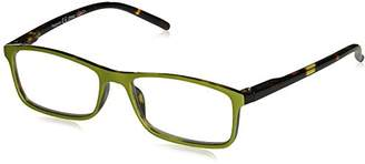 Peepers Unisex-Adult Adorn 2379150 Rectangular Reading Glasses