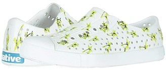Native Jefferson Print (Shell White/Shell White/Palm Tree Print) Athletic Shoes
