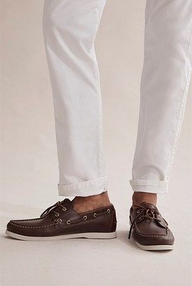 Country Road Flynn Leather Boat Shoe