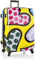 Heys Britto Hearts Carnival 31-Inch Hardside Spinner Luggage