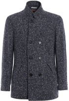 Brunello Cucinelli Caban Double Wool Chest