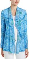 J.Mclaughlin Catalina Cloth Cardigan