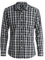 Quiksilver Men's Everyday Check Long Sleeve Shirt