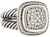 David Yurman Pavé Diamond Albion Ring