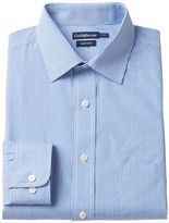 Croft & Barrow Men's Regular-Fit Checked Easy-Care Spread-Collar Dress Shirt