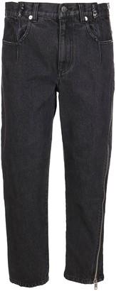 3.1 Phillip Lim Side Zip Denim Jeans