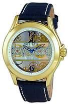Adee Kaye Men's AK7142-MG-WT Treasure Watch