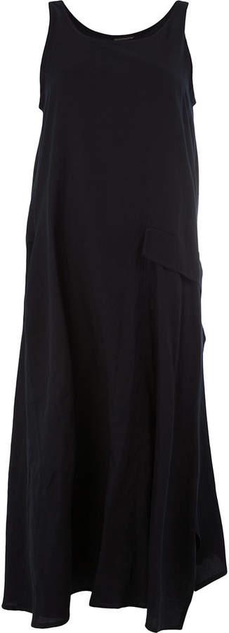 Yohji Yamamoto oversize tank top dress