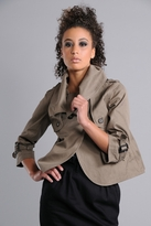 Anneke Cropped Jacket