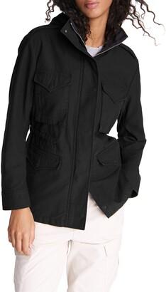 Rag & Bone Women's Field M65 Hooded Jacket