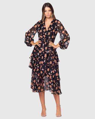 Pilgrim Sable Dress