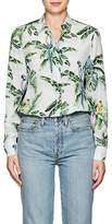 Stella McCartney Women's Birds Of Paradise Silk Blouse
