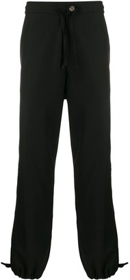 Societe Anonyme High-Waisted Track Pants