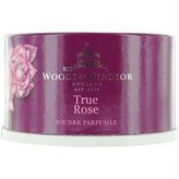 Woods of Windsor True Rose by 3.5 oz Body Dusting Powder with Puff