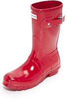 Hunter Boots Original Short Gloss Boots