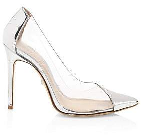 Schutz Women's Cendi Patent Leather Pumps