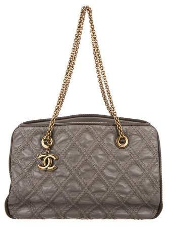 Chanel Triptych Shoulder Bag