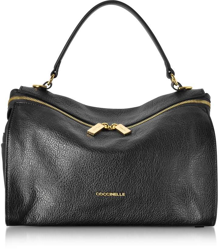 Coccinelle Atsuko Leather Satchel Bag