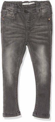 Name It Baby Girls' Nmfpolly Dnmtora 5129 Leggings Noos Jeans