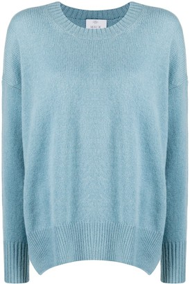 Allude Cashmere Flared Jumper