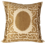 Gold Suzani Pillow