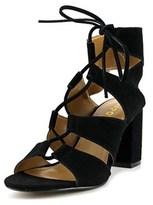 Report Edolie Open Toe Synthetic Platform Sandal.