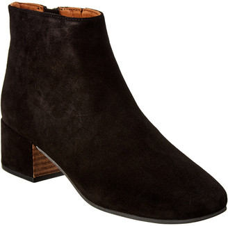 Gentle Souls By Kenneth Cole Ella Suede Bootie