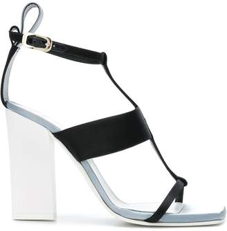Lanvin open-toe strappy sandals