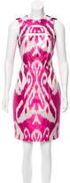 Gucci Cutout Silk Dress w/ Tags