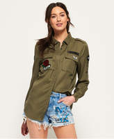 Superdry Emma Military Shirt