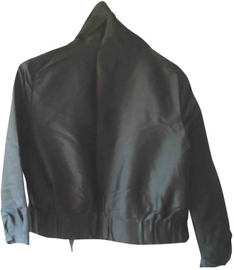 Max & Co. Black Silk Jacket for Women