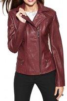 Nova Wears Women's Lambskin Leather Jacket